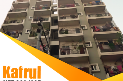 Exclusive 920/925 (1845) sft flat for sale in Kafrul