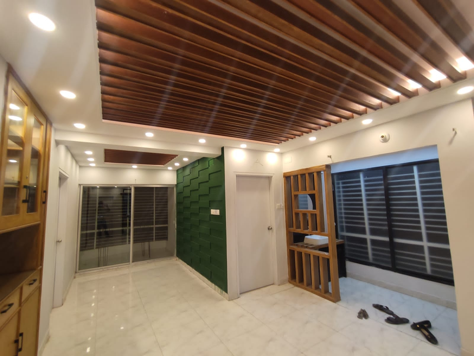 Brand new 1654sft 3 bed 3 bath flat for rent in Uttara Sector 18