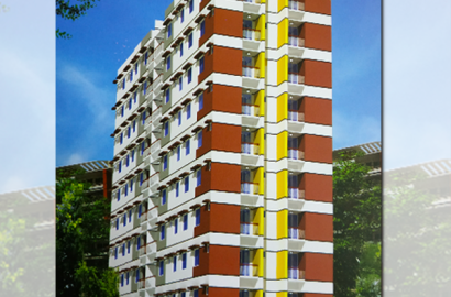 Exclusive 1850 sft Flat For Sale in West Merul Badda