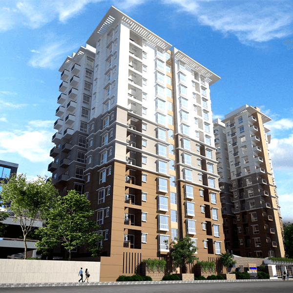 3 Bed Apartment for Sale in Nice Location | Exclusive 1508 sft Flat For Sale in Link Road, Agargaon