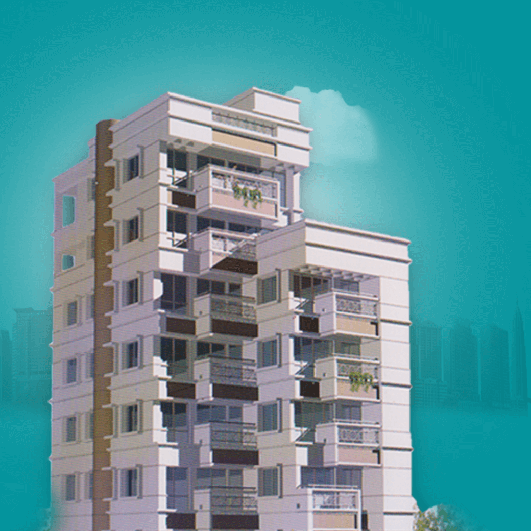 1567 sft Flat For Sale at J Block, Baridhara | Exclusive Ready Flat by Floorfly.com