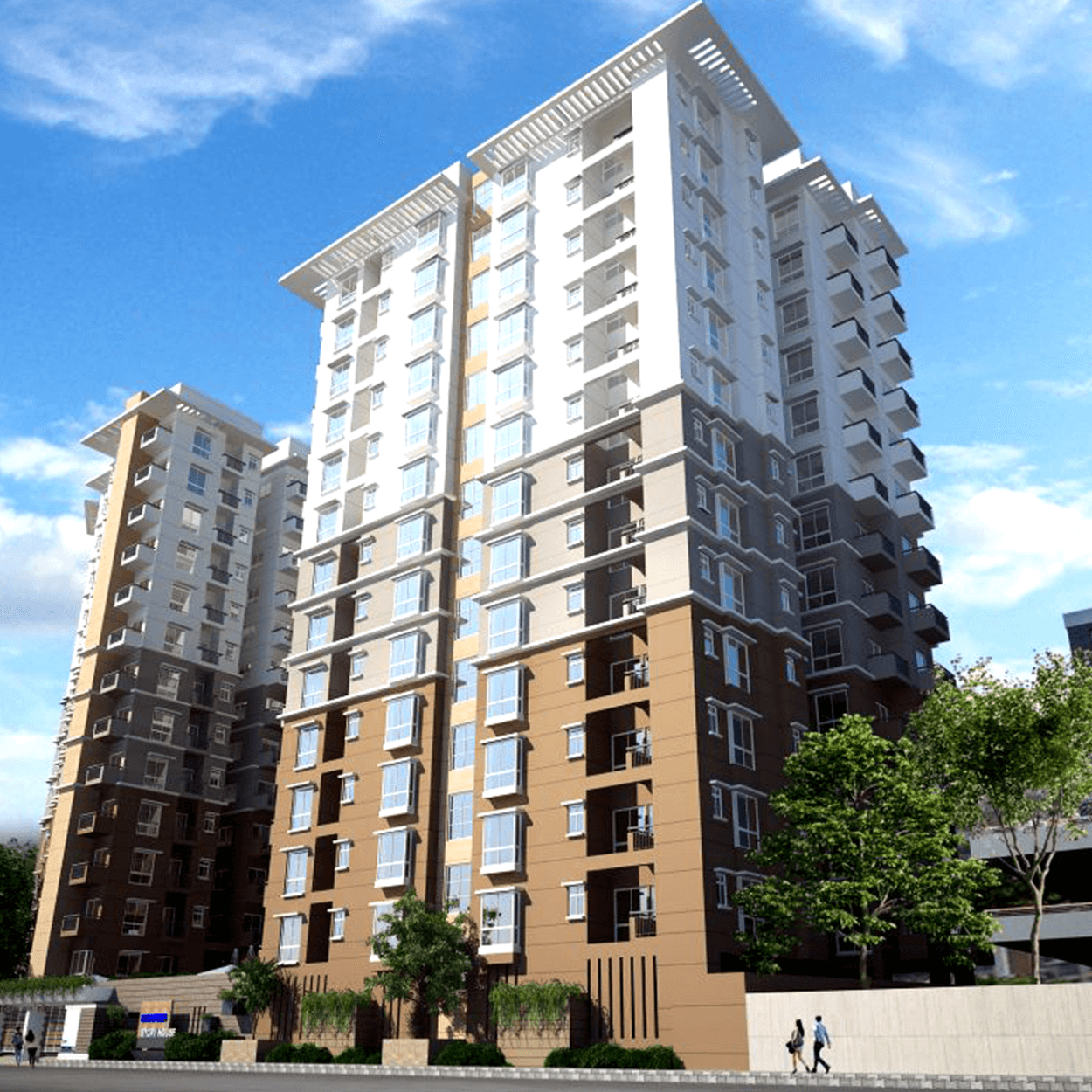 Exclusive For Sale at Agargaon 1441 sft 3 Bed Flat