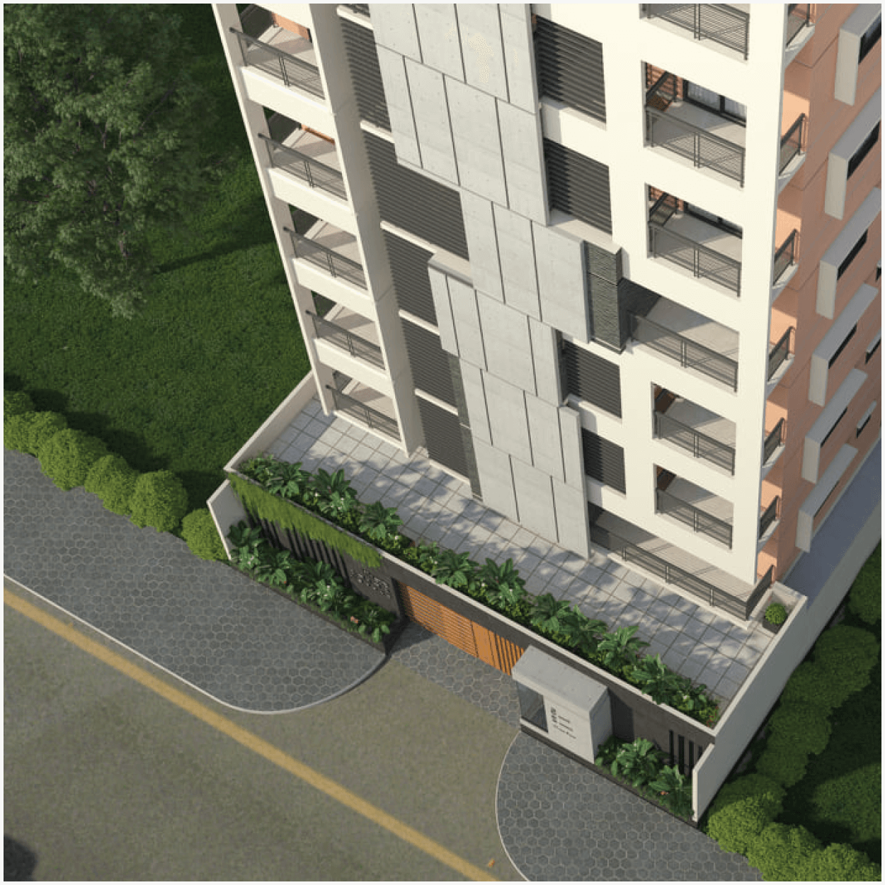 1334 SFT FLAT FOR SALE IN MIRPUR