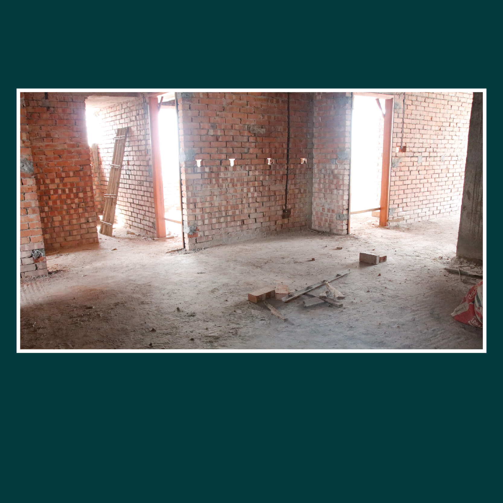 1323 SFT FLAT FOR SALE IN ADABOR-MOHAMMADPUR