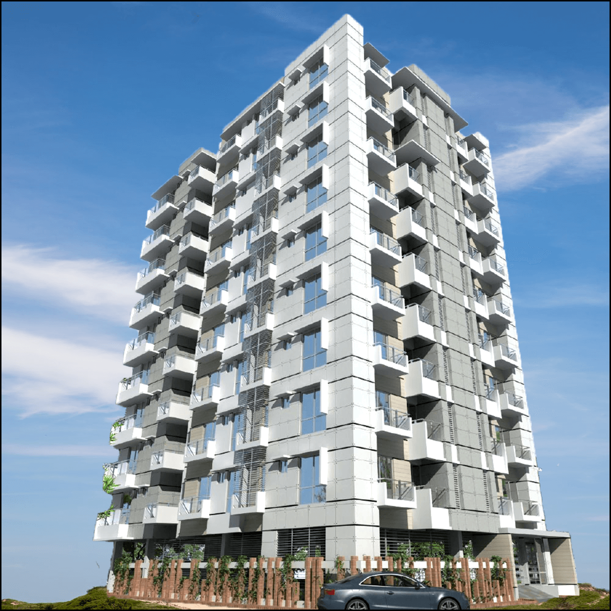 1490 SFT FLAT FOR SALE IN MOHAMMADPUR