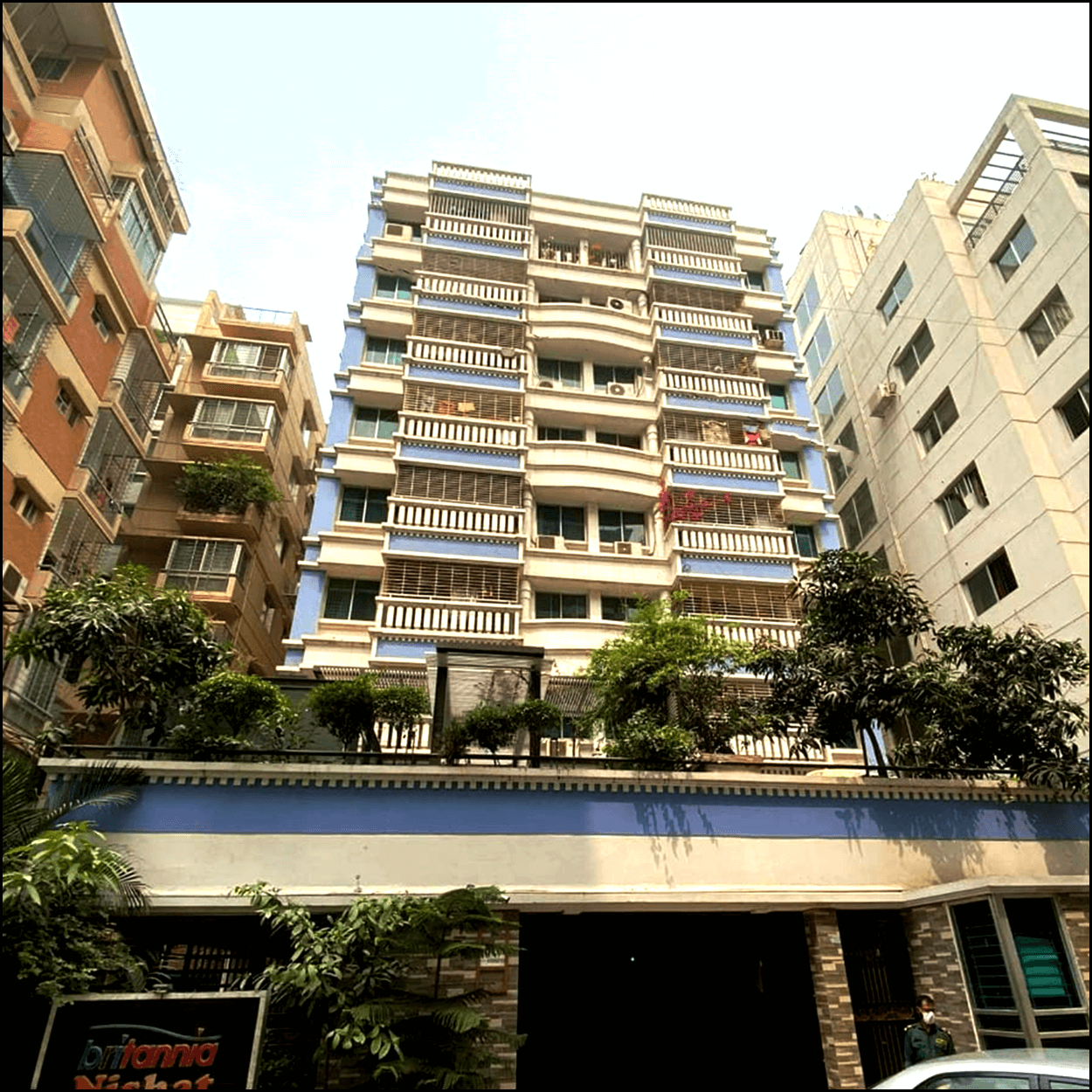 South Facing 1438 sft Flat for Sale in Bashundhara