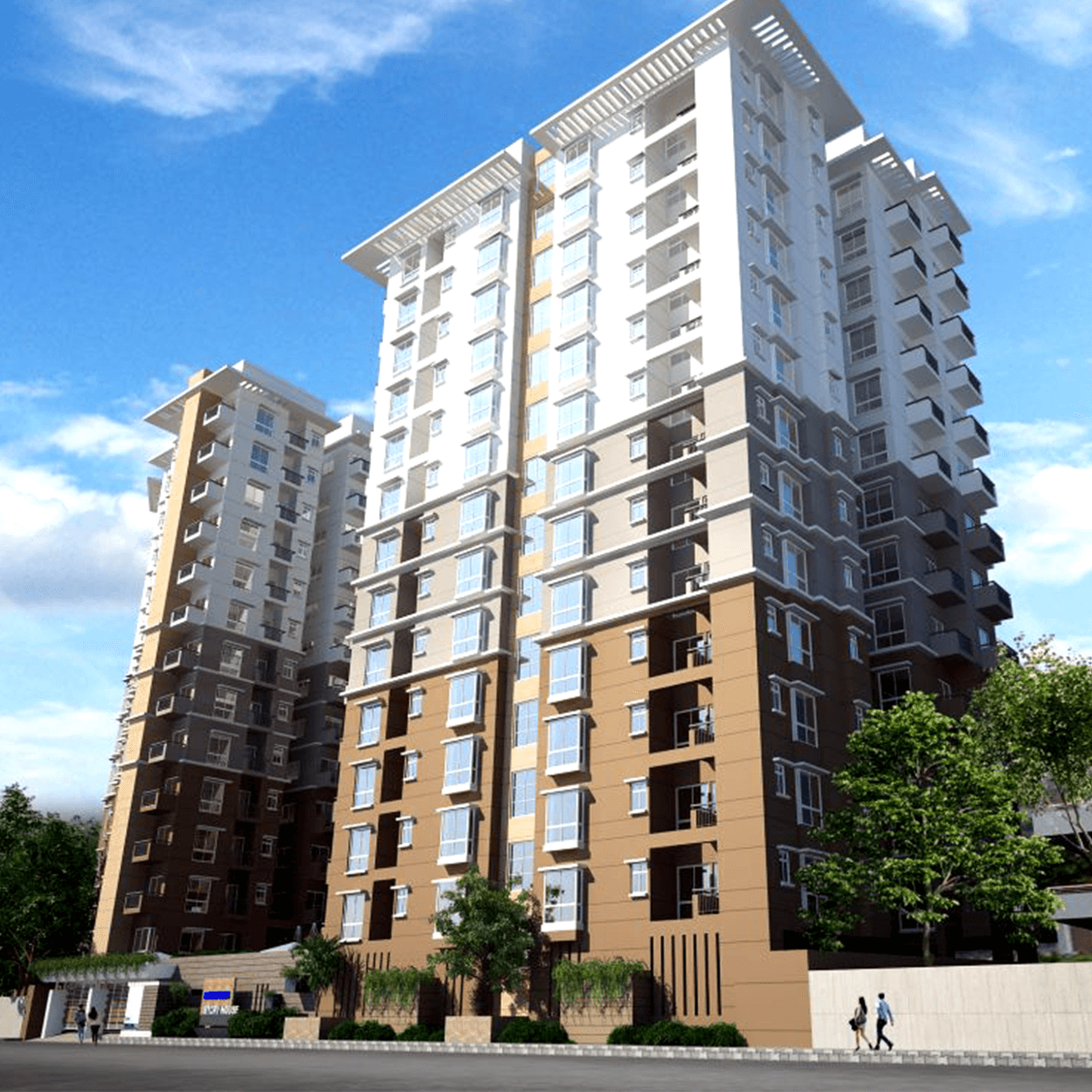 3 Bed Apartment for Sale in Nice Location   Exclusive 1377 sft Flat For Sale in Link Road, Agargaon