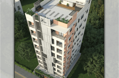 Affordable 3 Bed 3 Bath 1335 sft Flat For Sale in Mirpur 11 by Floorfly.com